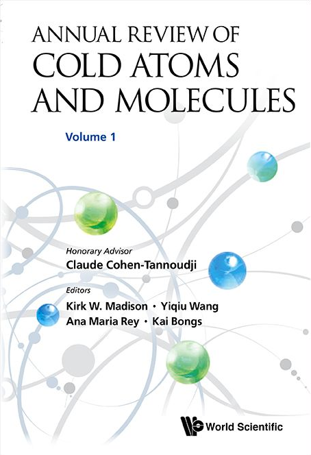 Karina and Ian's book chapter on Mott/Superfluid physics published