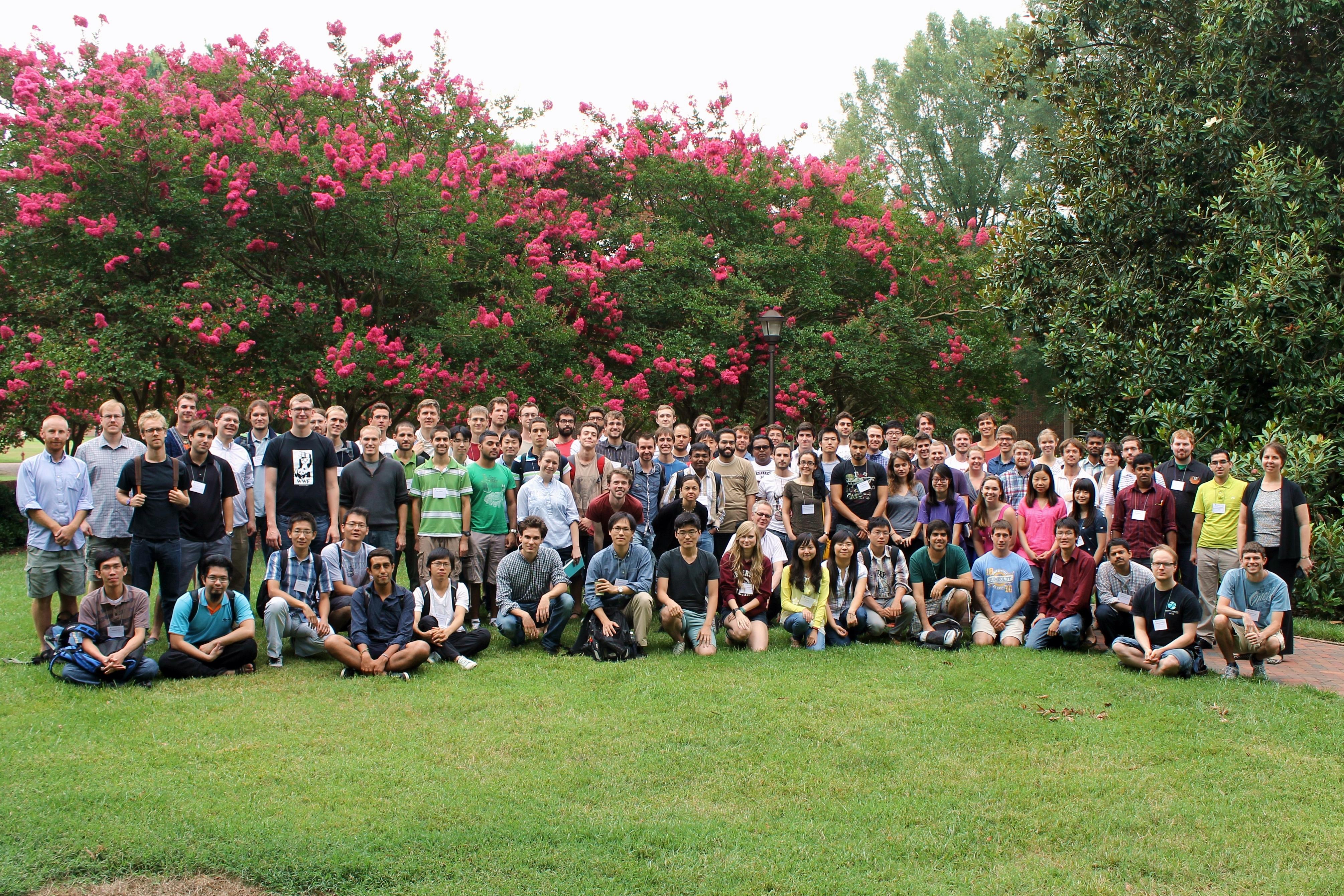 ICAP 2014 Summer School!