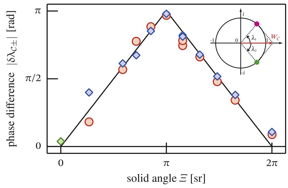 Wilson loop and Wilczek-Zee phase from a non-Abelian gauge field
